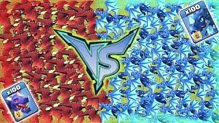 MAX LVL ELECTRO DRAGON VS MAX LVL DRAGON ON COC😘😎||EPIC AND ULTIMATE BATTLE||COC||UNITY CLASH||