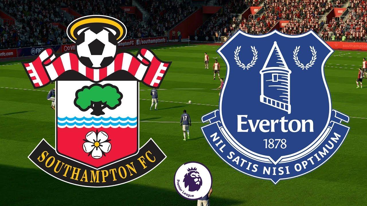 Саутгемптон — Эвертон 19 января, футбольный матч