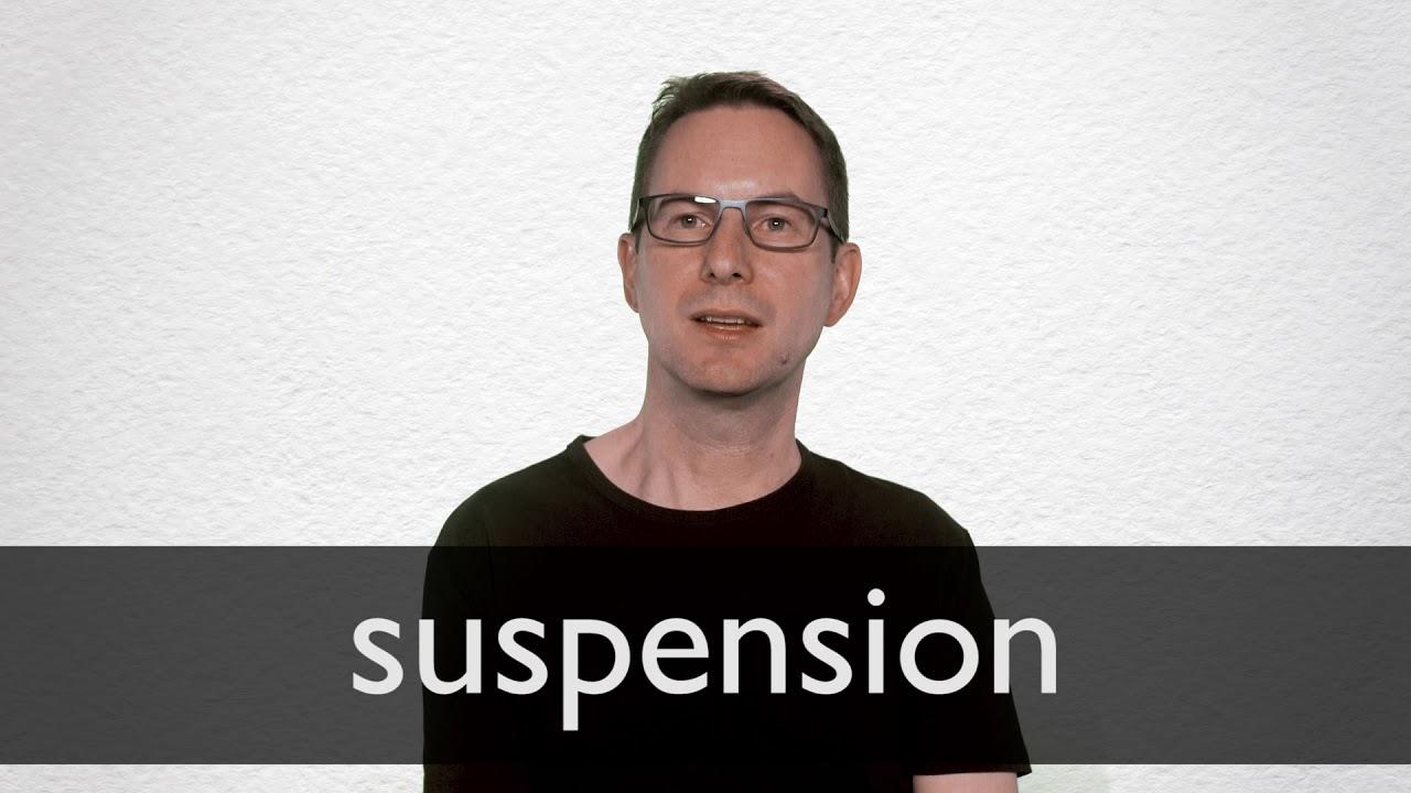 "Hindi Translation of ""suspension""   Collins English Hindi Dictionary"
