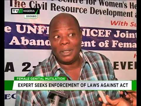 Experts seek enforcement of law against Female Genital Mutilation