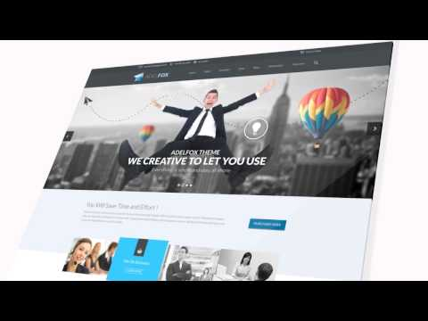 Minimal Website Presentation 2 HD