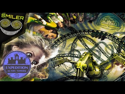 The Troubled History of The Smiler    Expedition Alton Towers