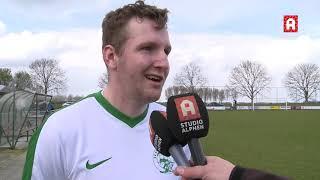 Jimmy Nieumeijer over Aarlanderveen - FC Oegstgeest