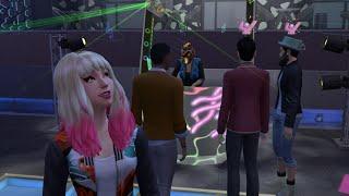 The Sims 4 LP #3 Ночной Клуб!