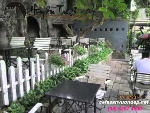 Huyền Thoại cafe sân vườn đẹp không gian lý tưởng cho bạn và gia đình