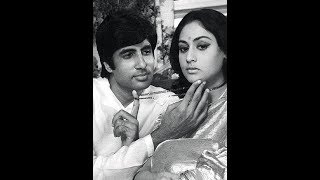 Love Story Of Amitabh Bachchan And Jaya Bhaduri