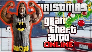 CHRISTMAS LIVE STREAM (GTA V + FORTNITE + COD) | Kali Muscle