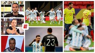¡PICANTE! Argentina venció a Colombia y va a la final de la Copa América ante Brasil. | Exclusivos