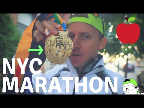 NEW YORK CITY MARATHON 2019 | BIG City Marathon Racing! ��