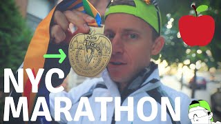NEW YORK CITY MARATHON 2019 | BIG City Marathon Racing! 🍎