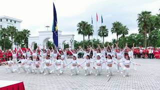 FLASHMOB IS GRANTED THE GENERAL RESOLUTION OF THE COMMUNITY SCHOOL OF VINSCHOOL