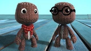 Скачать LittleBigPlanet 3 PC Community In A Nutshell LBP3 Animation