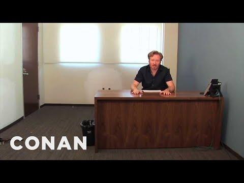 Conan Announces Name Of New TBS Show!
