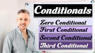 Conditionals (Zero, First, Second, Third) - (Livello B1- B2 - Adatto ESAMI CAMBRIDGE)