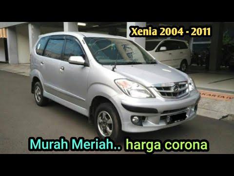 Info Harga Mobil Bekas Daihatsu Xenia 2004 2011 Youtube