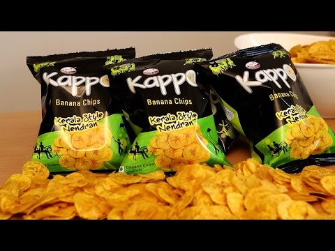 Make in Kerala : Tierra Food - Kappo Banana Chips: