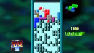 Finishing The Next Tetris DLX marathon
