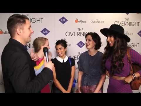 OITNB Cast At The NY Premiere Of The Overnight