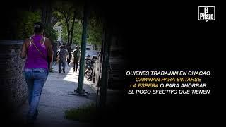 SE VE LA CRISIS. Cómo se movilizan los caraqueños en los municipios del Distrito Capital (Chacao)