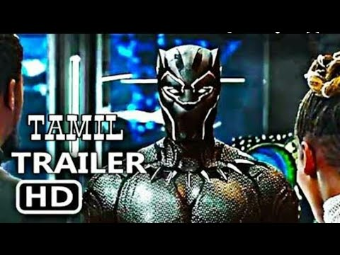 Black Panther   Official Trailer   In Tamil   M.G ENTERTAINMENT   L.S.MADHESH  