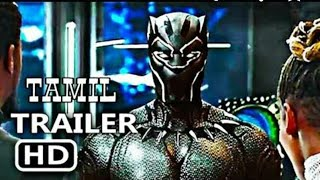 Black Panther | Official Trailer | in Tamil | M.G ENTERTAINMENT | L.S.MADHESH |