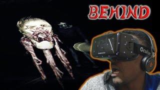 Justin Bieber??? | Behind v2 | Oculus Rift DK2 Horror Game | INSANE JUMPSCARE
