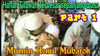 Download mumin ainul mubarok haflah terbesar di pakistan ( part 1 )