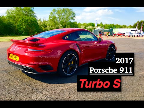 2017 Porsche 911 Turbo S Review Inside Lane Youtube