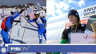Snowboard e Sci Alpinismo in grande spolvero