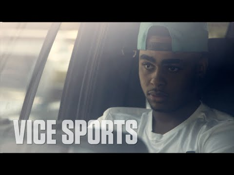 Ride Along: D'Angelo Russell on Kobe and Space Travel
