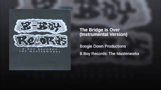 The Bridge Is Over (Instrumental Version)