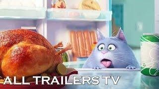 Тайная жизнь домашних животных (2016) | Рождественский ролик