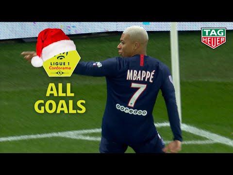 All Kylian Mbappé goals | mid-season 2019-20 | Ligue 1 Conforama