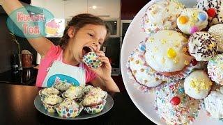 Najłatwiejsze muffinki / babeczki! :)