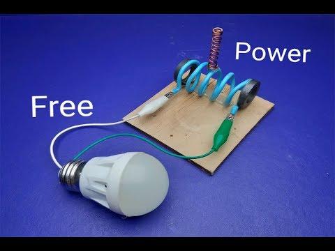 Easy Free Energy