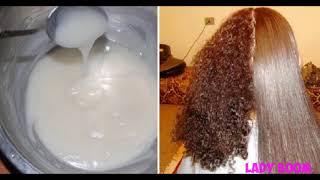 Эта МАСКА сделает ваши волосы очень мягкими как ШЕЛК Как отрастить длинные волосы уход за волосами