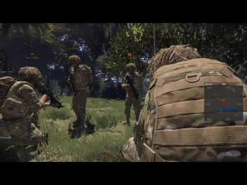 ARMA 3 - 40 Commando - Operation HURRICANE III - 21/05/2016
