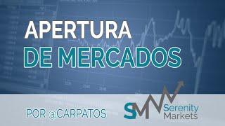 Apertura bolsas y situación economía 10 7 2020 serenitymarkets