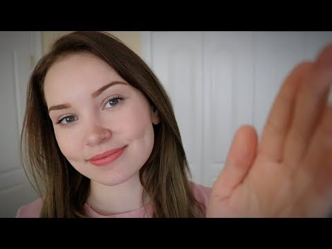 ASMR Visual Triggers with Mouth Sounds