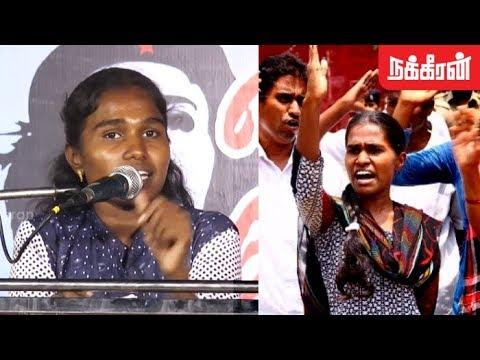 எந்த அயோக்கியர்களுக்கும் உரிமை இல்லை... Activist Valarmathi Speech | Atrocities against Women