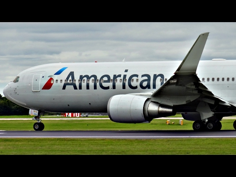 CLOSE UP TAKEOFFS   PLANE SPOTTING at Manchester Airport (MAN) 2017   A380, 747, A330   ✈