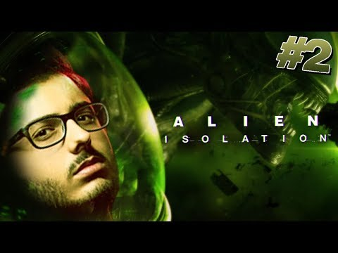 NO SAVE GAME | ALIEN ISOLATION #2