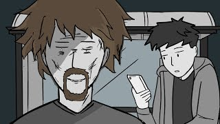 My Crazy Bus Stop Incident Animated