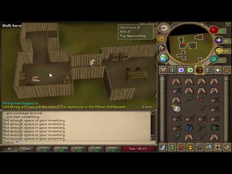 SoulPlay - [LMS] [OSRS ITEMS] [DUNGEONEERING] [CONSTRUCTION