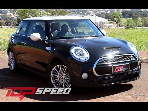 Avaliação Mini Cooper S Top | Canal Top Speed