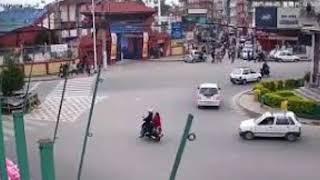 भूकंप के झटकों से कश्मीर से लेकर दिल्ली-एनसीआर तक हिला