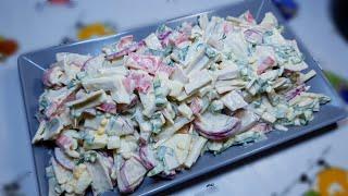 Салат НАРАСХВАТ Будете Готовить Много Раз! Быстрый салат. Салаты на Пасху 2019