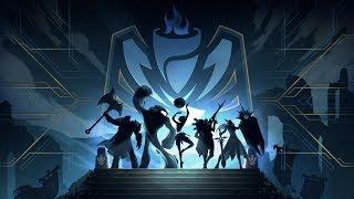 Esperando La Nueva Temporada De League Of Legends