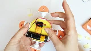 낙서 진동로봇 만들기- 정선생과학