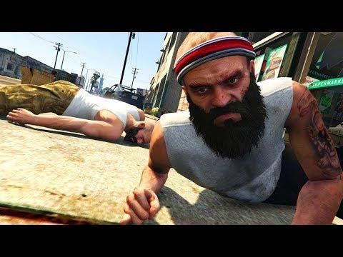 GTA 5 Thug Life   Баги, Приколы, Фейлы, Трюки, Смешные Моменты #18